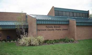 felicity branch clermont count public library