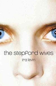 book cover for The Stepford Wives