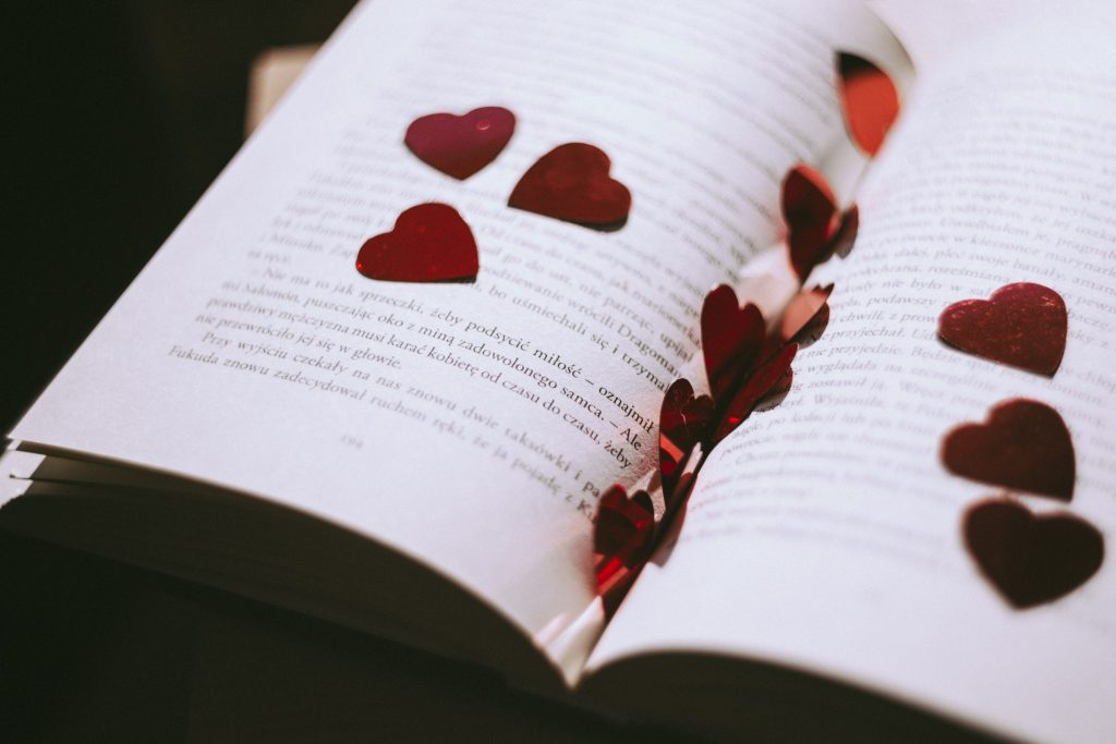 Booklovers Podcast Episode 5: Romance