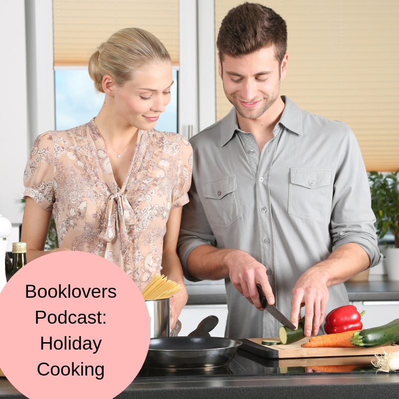 Booklovers Podcast: Holiday Cookbooks