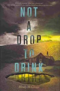 cover for not a drop to drink