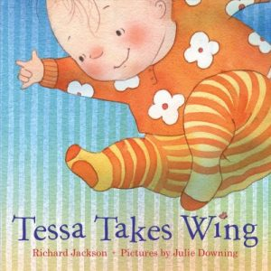 Cover of Tessa takes Wing