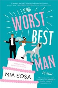 book cover for The Worst Best Man
