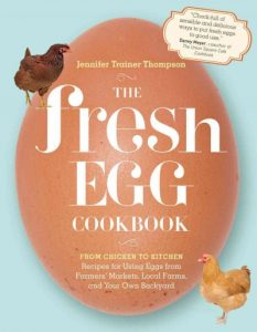 Cover of The Fresh Egg Cookbook