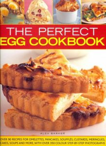 Cover of The Perfect Egg Cookbook