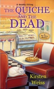 Cover of The Quiche and the Dead