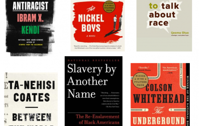 Antiracist Books for Adult Readers