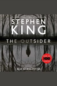 book cover the outsider
