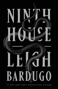 book cover for the ninth house