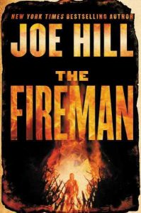 book cover for the fireman