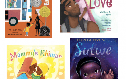 Antiracist Picture Book Recommendations for Children
