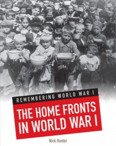 Cover of The Home Fronts in World War I