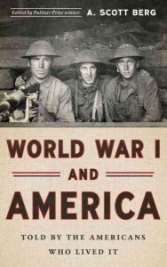 Cover of World War I and America
