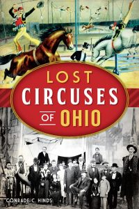 Lost Circuses of Ohio Cover