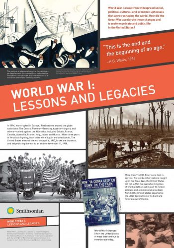 wwi lessons and legacies