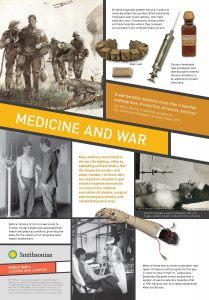 wwi medicine and war