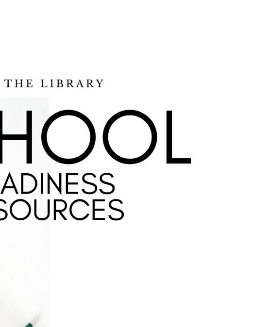 Library Resources for School Readiness
