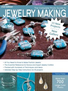 book cover for jewelry making