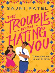 book cover for the trouble with hating you