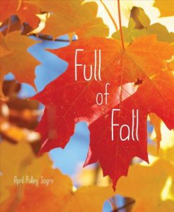 book cover for full of fall