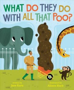 book cover for what do they do