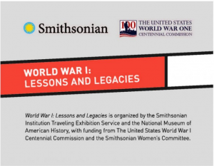 wwi exhibit logo