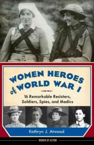 Cover of Women Heroes of World War I