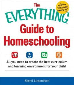 book cover The Everything Guide to Homeschooling