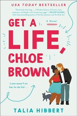 book cover for Get a Life Chloe Brown
