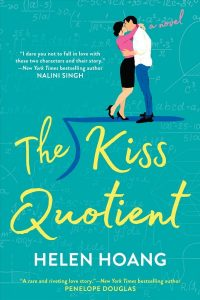 book cover for The Kiss Quotient