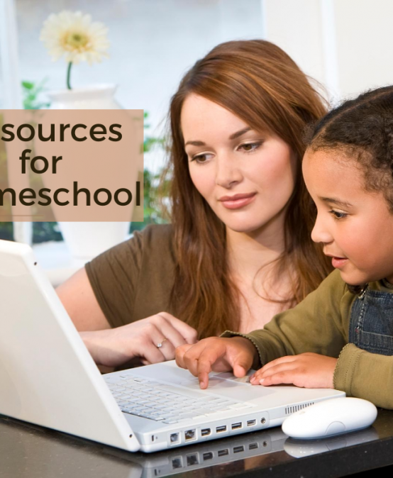 Resources for Homeschooling and Non-Homeschooling Parents