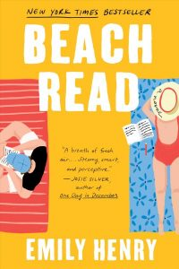 cover for beach read