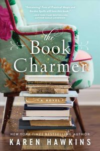 book cover for the book charmer