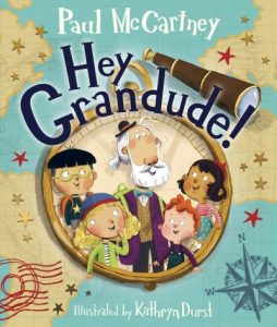 Cover of Hey Grandude