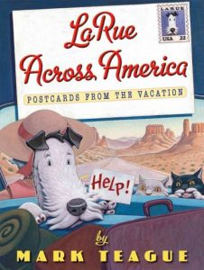 Cover of LaRue Across America