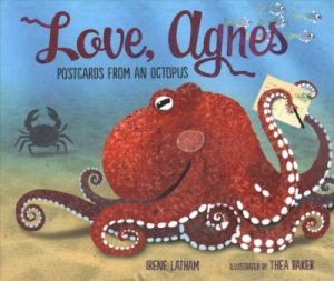 Cover of Love Agnes