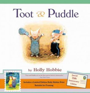Cover of Toot & Puddle
