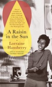 book cover for A Raisin in the Sun