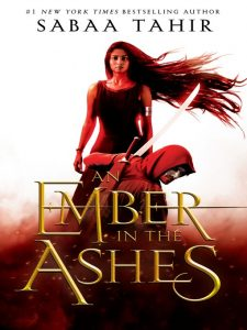 cover for An Ember in the Ashes