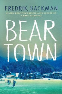 book cover for Bear Town