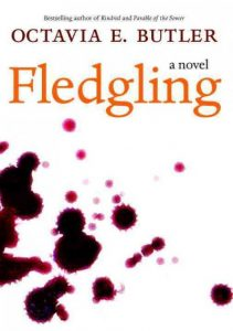 book cover for Fledgling