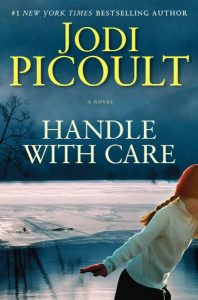 book cover for Handle with Care