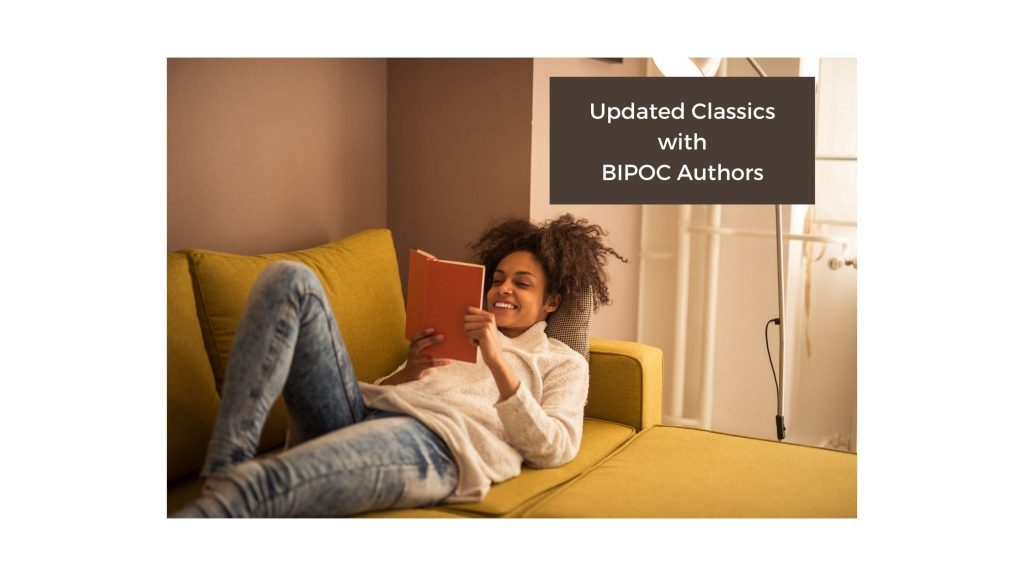 updated classics with bipoc authors