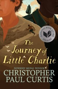 book cover for the journey of little charlie
