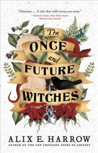 book cover for The Once & Future Witches