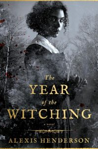 book cover for The Year of the Witching