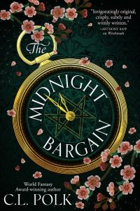 book cover for The Midnight Bargain