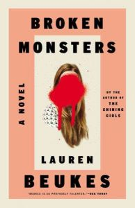 book cover Broken Monsters