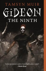 book cover for Gideon the Ninth
