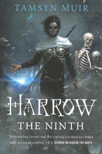 book cover for Harrow the Ninth